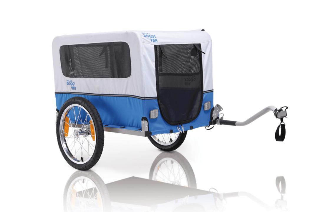 Transportvagn Doggy Silver/Blå