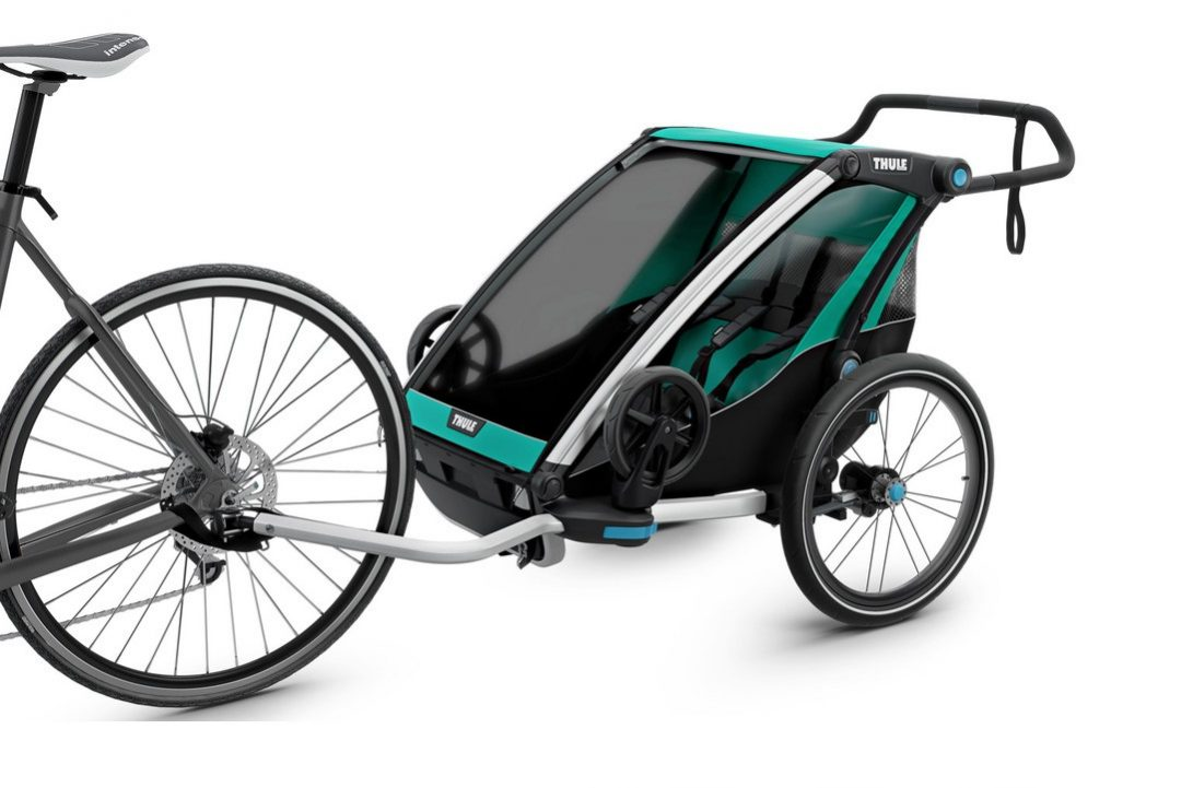 Thule Chariot Lite2, Bluegrass cykel