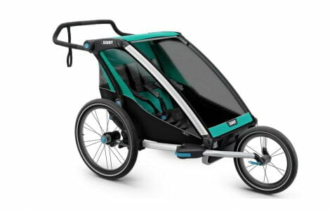 Thule Chariot Lite2, Barngrön Cykelvagn