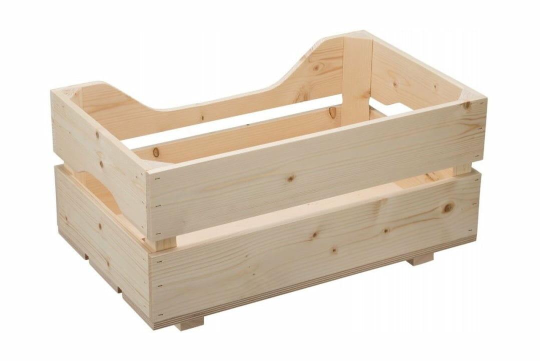 Låda Woodpacker Racktime 25 L