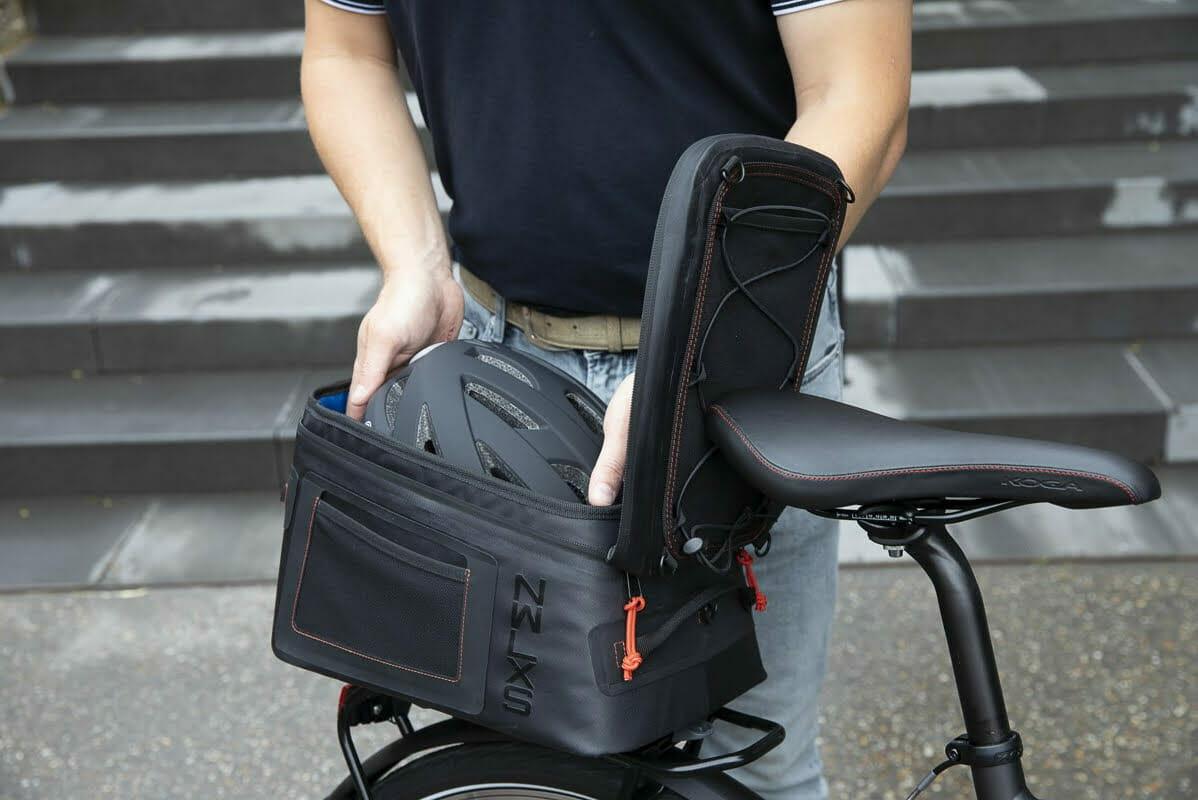 New Looxs Cykelkorg Väska