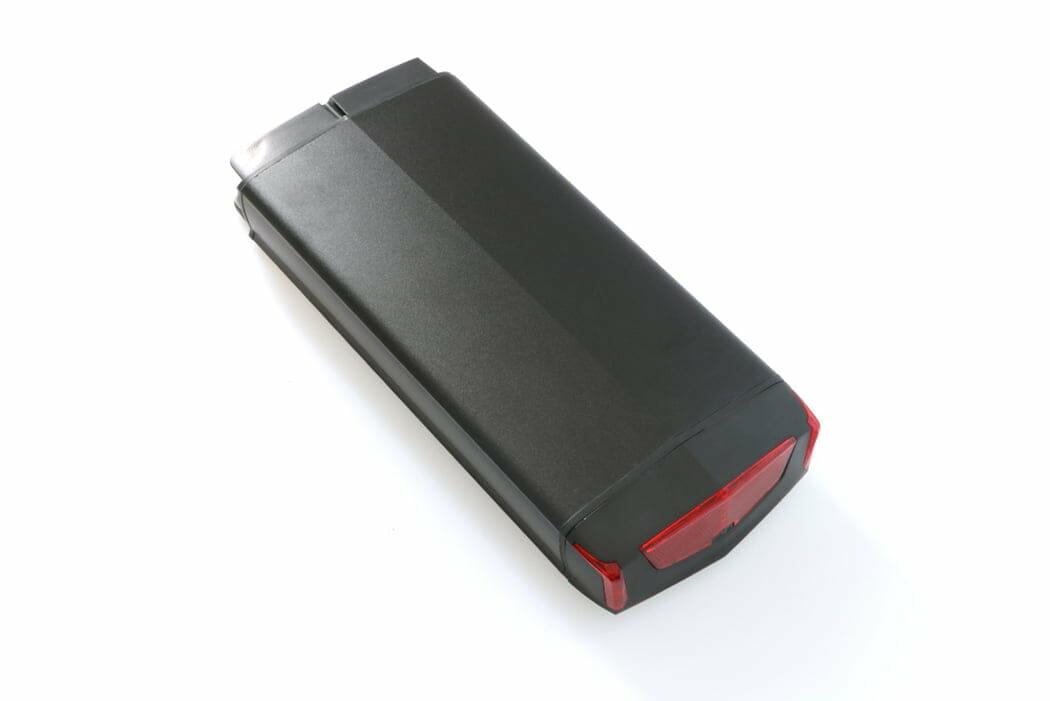 Elcykel, batteri+laddare och dubbdäck 42 406